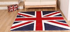 BRITISH ENGLAND FLAG BLANKET SOFA BED THICKEN FLEECE QUALITY DOUBLE-SIDED PLUSH