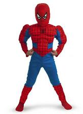 Child Boys The Amazing Spiderman Halloween Costume Dress Up Spider-Man