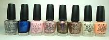 OPI Nail Polish Lacquer Disney Muppets Most Wanted Collection VARIETY M75 to M82