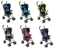 BABY PUSHCHAIR BUGGY PRAM STROLLER - 6 Colours NEW HOT PRICE