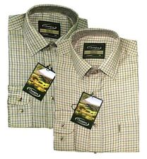 Champion Shirts Mens Traditional Country Check Soft Touch Shirt Cartme Free Post