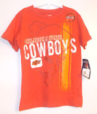ProEdge Oklahoma State Cowboys Boys T-Shirt Orange Size Sm, Med, Lg and XLg NWT