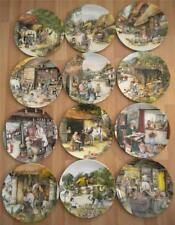 ROYAL DOULTON 'OLD COUNTRY CRAFTS' by SUSAN NEALE - CHOOSE YOUR MINT PLATE