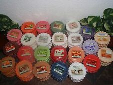 Yankee Candle TARTS Wax Potpourri Melts Scent Choice YOU CHOOSE