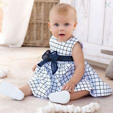 Princess Baby Flower Girl Birthday Dresses Pageant Graduation Formal Party Dress