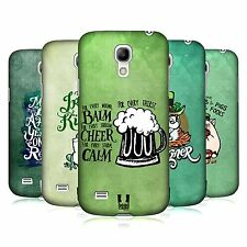 HEAD CASE DESIGNS IRISH CRAIC CASE COVER FOR SAMSUNG GALAXY S4 MINI I9190 I9192