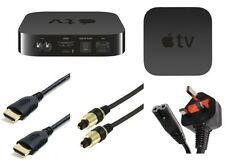 APPLE TV ACCESSORIES - HDMI CABLES - OPTICAL CABLES - POWER LEAD - MICRO CABLES