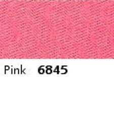 FLO PINK  : FULL ROLL - Berisfords Double Satin Ribbon - Choose from 8 widths