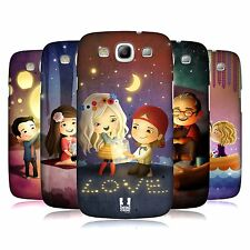 HEAD CASE DESIGNS AGLOW WITH LOVE CASE COVER FOR SAMSUNG GALAXY S3 III I9300