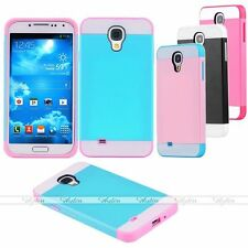 Dual Layer High Impact Hybrid Hard Case Cover Skin For Samsung Galaxy S4 I9500