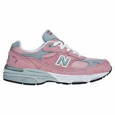 New Balance WR993KM - Womens Lace Up for the Cure 993 Stability Running