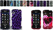 Any Design Hard Case Cover  For LG Prime GS390 Phone