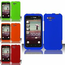 For HTC Rhyme/Bliss 6330 Rubberized Hard Case Cover
