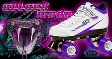 Roller Derby Viper M4 Womens/Ladies Quad Speed Skates Sizes US5 - US10