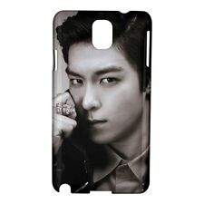 TOP Choi Seung Hyun Big Bang KPOP Samsung Galaxy Note 1/2/3 N9005 Hardshell Case