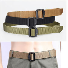 Adjustable Survival Tactical Belt Emergency Rescue Rigger Militaria Military Hot