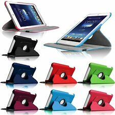360 Rotating Stand Smart Leather Case Cover for ASUS MeMO Pad 8 ME180A Tablet