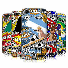 HEAD CASE DESIGNS FOOTBALL COUNTRY ICONS CASE COVER FOR HTC ONE V