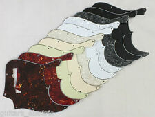 SCRATCH PLATE Pickguard to fit USA/Mex JAZZ BASS  J Bass in 10 Colours