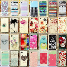 Various Paint Pattern Cute Phone Hard Skin Case Cover for Apple IPhone 5 5S 5G