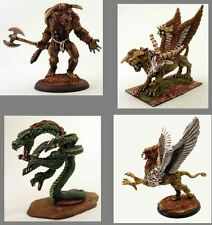 Alternative Armies: Typhon - Painted Monsters of Greece