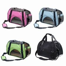 Portable Comfort Travel Outdoor Pet Carrier Tote Crate Bag Backpack Dog & Cat