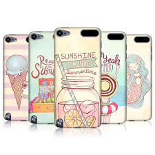 HEAD CASE DESIGNS KIND OF SUMMER BACK CASE FOR APPLE iPOD TOUCH 5G 5TH GEN