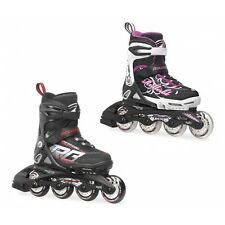 Rollerblade Spitfire Girls or Boys Adjustable Inline Skates Rollerblades