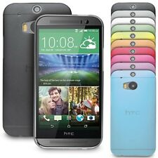 COQUE CASE ★ ULTRA THIN FINE 0,3MM ★ HTC ONE M8 ★ 9 COULEURS ★