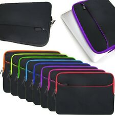 "15.6"" Slim Neoprene Sleeve Carry Case Cover for Asus Laptop Notebook Ultrabook"