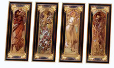 Dolls House Victorian Wall Panels choose from 1/12th or 1/24th scale #17