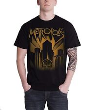 Plan 9 Metropolis Vintage Horror Official Mens New Black T Shirt All Sizes