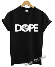 Dope Diamond T Shirt Swag Dope Fashion Hipster Tumblr tee unisexe tendance frais