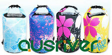 Men Women Water Pro Snorkeling Gear Bags Dry Bags 10L/20L/30L/50L Water Sports