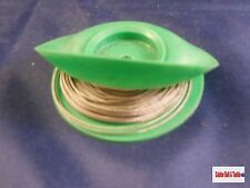 Cardoc Plastic Coated Wire  Rubber Spool, CardocWire, Line, Sea, Pike  Fishing,