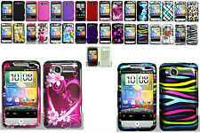 Any Cover Hard Case For HTC WILDFIRE 6225 Phone