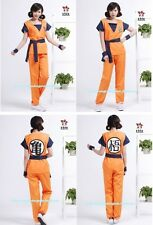 Dragonball Z Son Goku Costume-Dragon Ball Z DBZ Cosplay Clothes Two Style