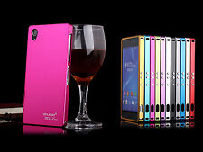 New Ultra-Thin Firm Metal Aluminum Phone Case cover skin for Sony Xperia Z2 L50W