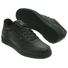 Reebok Classic Club C Black/Charcoal 22793 Men Shoes Sneakers All Sizes