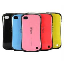 New iFace Case Cover Anti-Shock Glossy Protector For iPhone 4 4S 4G 7 Colors