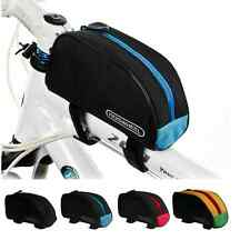 Roswheel Outdoor Mountain Bicycle Cycling Frame Front Top Tube Bag Bike Pouch
