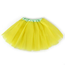 New Baby Girls Kid Infant Tutu Dancewear Skirt Ballet Dress Clothes Costume 3-5Y