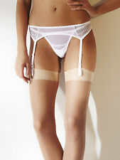 Ann Summers Womens Pure Lace Suspender Belt For Stockings Underwear Lingerie New