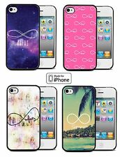 ★★★Coque BUMPER iphone 4/4s & 5/5s /5c 6 +   - Infinity LOVE & YOUNG  Swag ★★★
