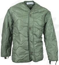 New GI Quilted M-65 Field Jacket Coat Liner for Cold Weather Coat M-65 Parka
