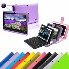 """7"""" Android 4.2 Bluetooth A23 Dual Core Camera 4G 512M WiFi Tablet + Keyboard"""