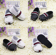 Classic Toddler Baby Boy Crib Shoes Baby Shoes Walking Shoes two color choices