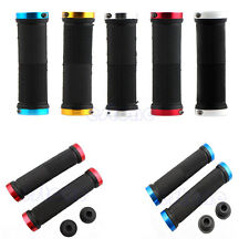 1 Pair Cycling Lock-on Handle Grips For Bicycle Road MTB BMX Bike Handlebar