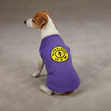 "GOLDS GYM logo Dog Tank Shirt w/Golds Gym ""Dog tag"" Misc Sizes MULTIPLE COLORS"