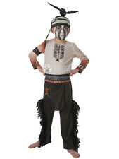 Child The Lone Ranger Tonto Outfit Fancy Dress Costume Kids Boys